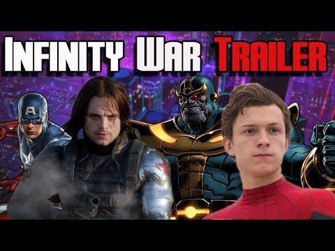 Avengers: Infinity War Trailer Top 5 Things We Noticed | Avengers: Infinity War Trailer Reaction