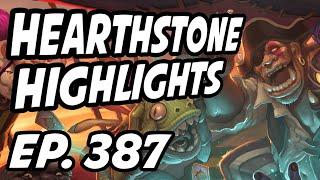 Hearthstone Daily Highlights | Ep. 387 | DisguisedToastHS, xChocoBars, Ek0p, buntaga21, Zetalot