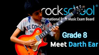 Meet Darth Ear - Rockschool electric guitar Grade 8 | Guitar cover by Akshin