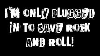 Save Rock and Roll - Fall Out Boy LYRICS