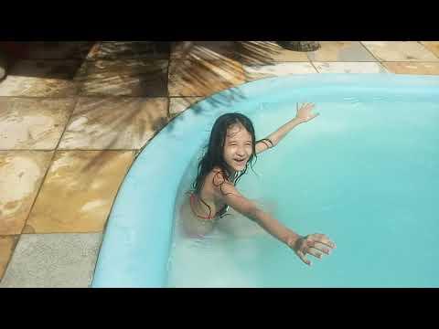 Um dia divertido na piscina,parte 2 ▶5:20