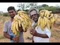 Kerala Style BANANA FRITTERS Prepared by my Daddy ARUMUGAM: Village food factory
