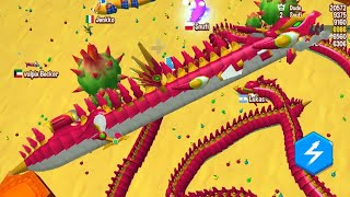 Snake Rivals - New MECHAGON SNAKE - Gameplay