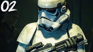 Star Wars Jedi: Fallen Order - Part 2 | Stormtroopers!