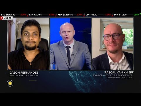 Crypto Now 7 27  Bitcoin slips back below $10K; experts discuss the future of token offerings  BloxL