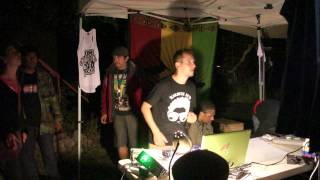 GARY CLUNK///TERCER FESTIVAL DUBWISE MEETING///1 AGOSTO 2015
