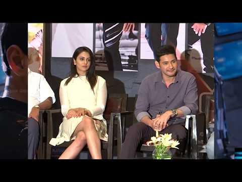 Glamorous Rakul Preet Singh upskirt at Spyder event MUST WATCH thumbnail