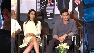 Glamorous Rakul Preet Singh upskirt at Spyder event MUST WATCH