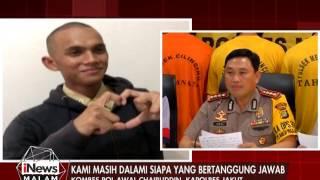 Kapolres Jakut Menetapkan 5 Tersangka Terkait Kasus Meninggalnya Taruna STIP - INews Malam 11/01