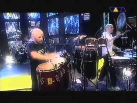 Moby - Feeling So Real (Live @ VIVA Overdrive, Germany 1998)