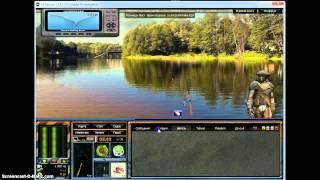 Atom Fishing Начало 1 разряд