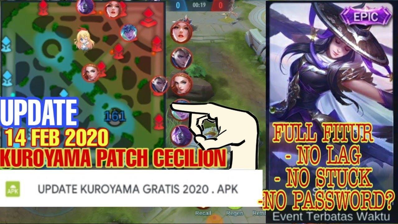 770 Koleksi Download Mobile Legends Mod Kuroyama 2021 HD Terbaru