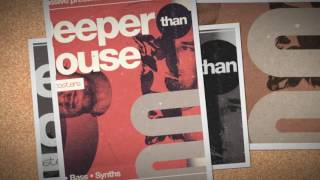 Kid Massive 'Deeper Than House' - House Samples Loops - By Loopmasters