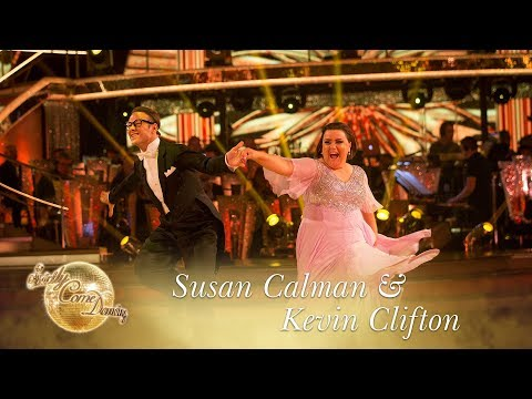 Susan Calman & Kevin Clifton Quickstep To 'Bring Me Sunshine' By The Jive Aces - Strictly 2017