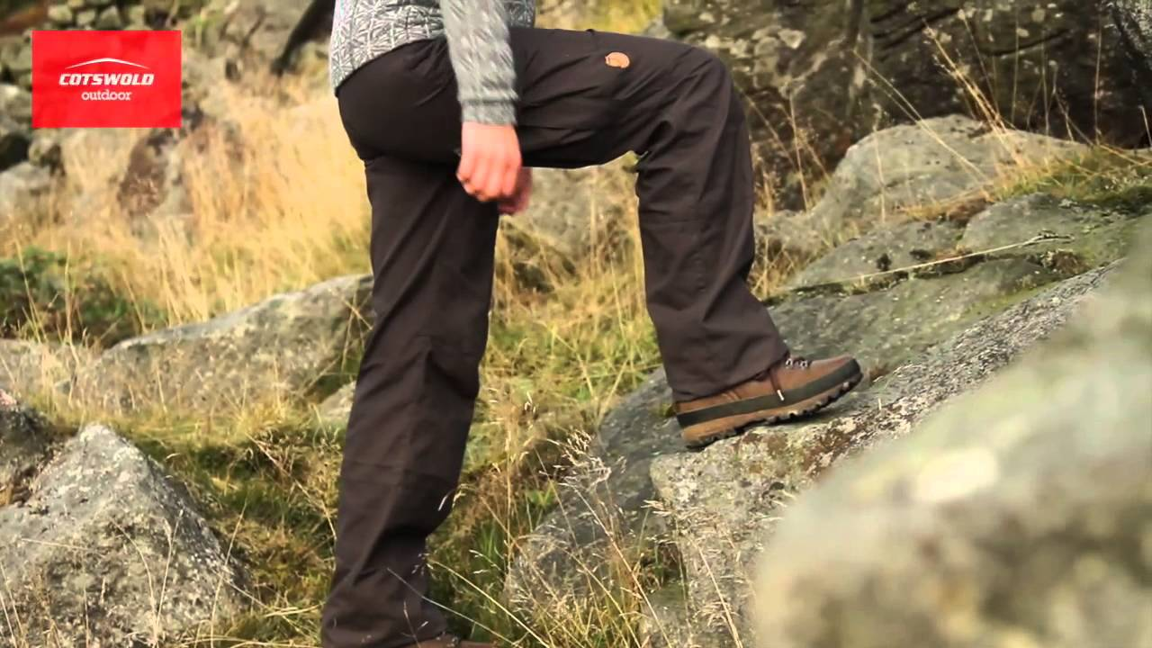 Karla Pro Trousers Curved