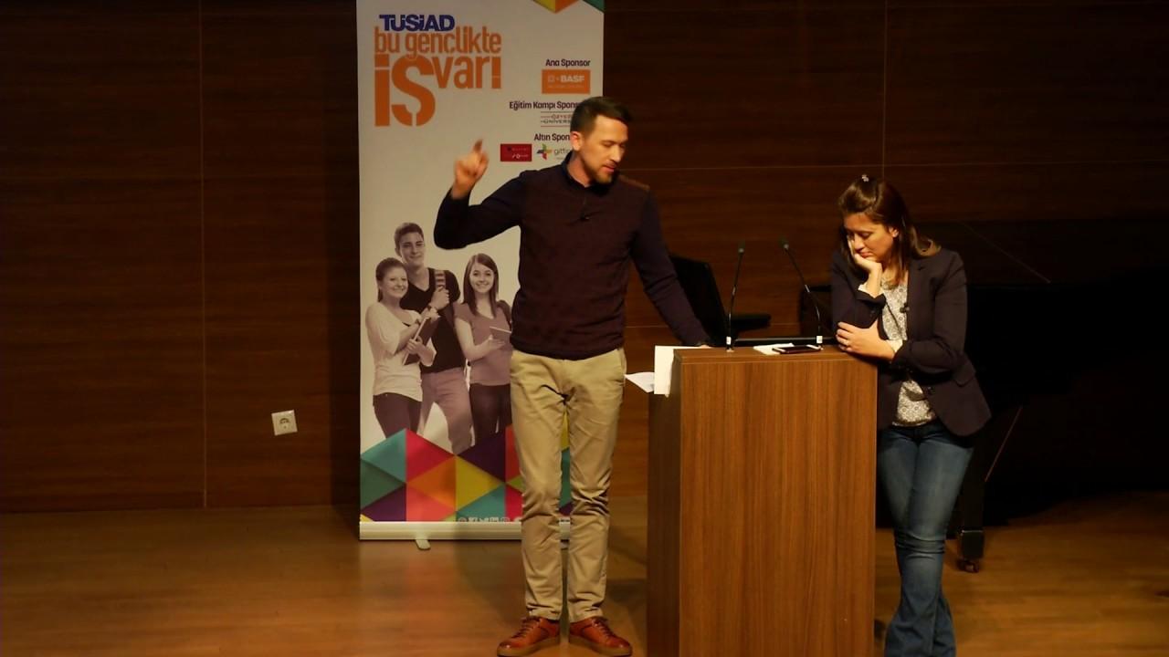Girişimcilik Teorik Vaka Çalışması  (Bu Gençlikte İŞ Var! 2017 Eğitim Kampı)