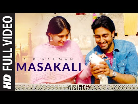 Thumbnail: Masakali [Full Song] - Delhi 6
