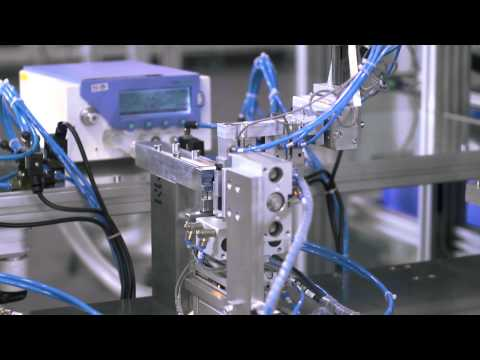 Manufacturing Intelligent Ventilators - The Hamilton Medical production facility