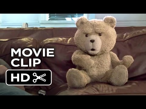 Ted 2 Movie CLIP - Law and Order (2015) - Seth MacFarlane, Mark Wahlberg Comedy Sequel HD