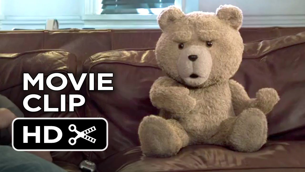 ted 2 movie clip - law and order (2015) - seth macfarlane, mark