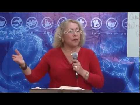 Autoridade Espiritual - Pastora Tânia Tereza