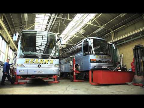 Hearn's Coaches - Coach Hire In Harrow, North West London