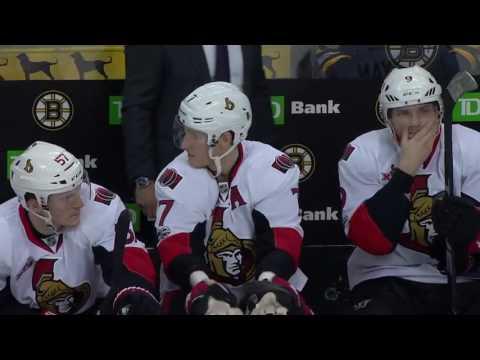 Ottawa Senators vs Boston Bruins - March 21, 2017 | Game Highlights | NHL 2016/17