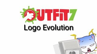 Outfit7 Logo Evloution (2009-today)