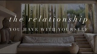 Michelle Mazur Life Wellness - What is importance of having a relationship with yourself?