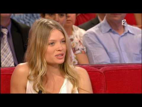 Melanie Thierry  Vivement Dimanche