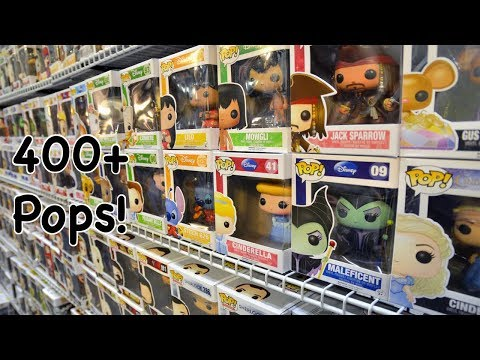 Buying Crazy $6000 Funko Pop Collection
