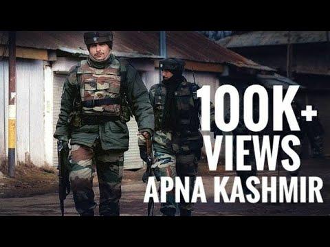 Apna Kashmir || Latest Hindi Rap Song || Guru ||