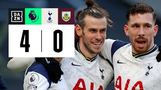Tottenham vs Burnley (4-0) | Resumen y goles | Highlights Premier League