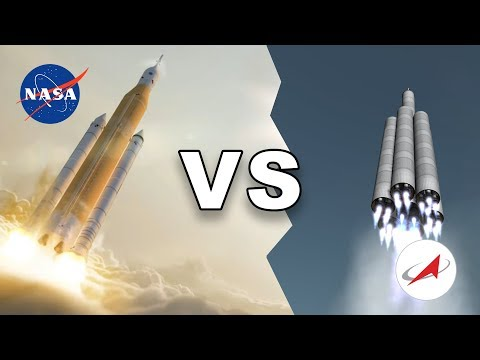 7 Things Russia's New Super Rocket and NASA's SLS Have In Common