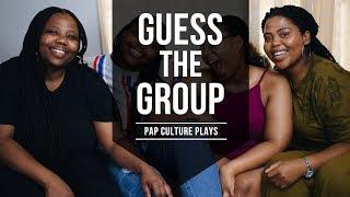 GUESS THE GROUP (ft. Linda's Corner and Yanga Ndumndum) |  Pap Culture Plays