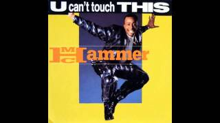 U Can't Touch This - MC Hammer - Official Audio HD