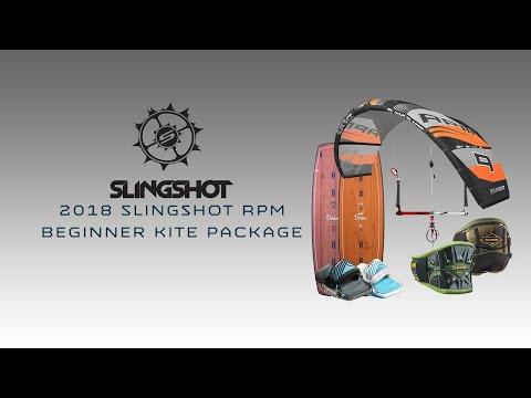 [Review] 2018 Slingshot RPM Beginner Kite Package