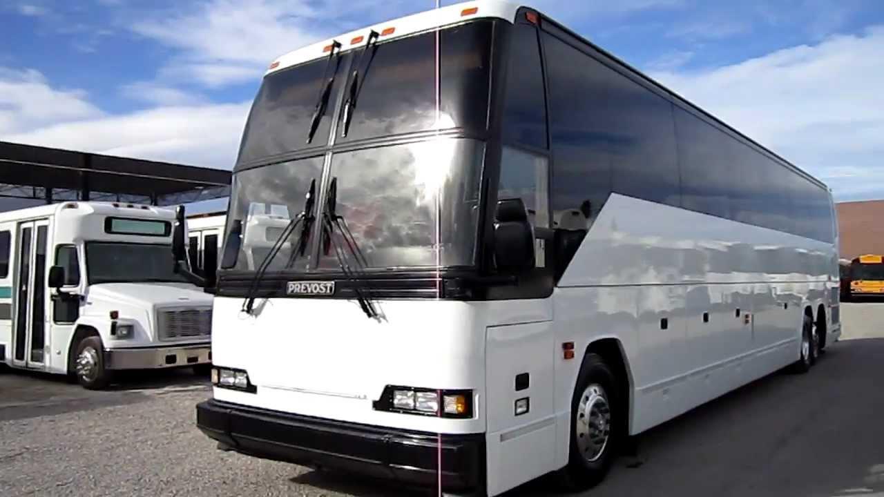 Tour Bus For Sale >> Las Vegas Bus Sales Prevost H3 45 56 Seat Coach For Sale C13559