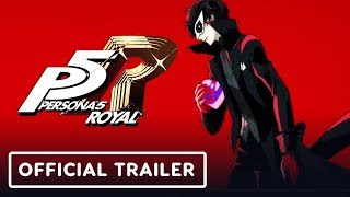 Persona 5 Royal - Official U.S. Release Date Trailer