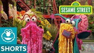 Sesame Street: Martians' Joke | #ShareTheLaughter Challenge