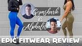 cc7597cb2cd52b Alphalete Revival Leggings Put To The Test - YouTube