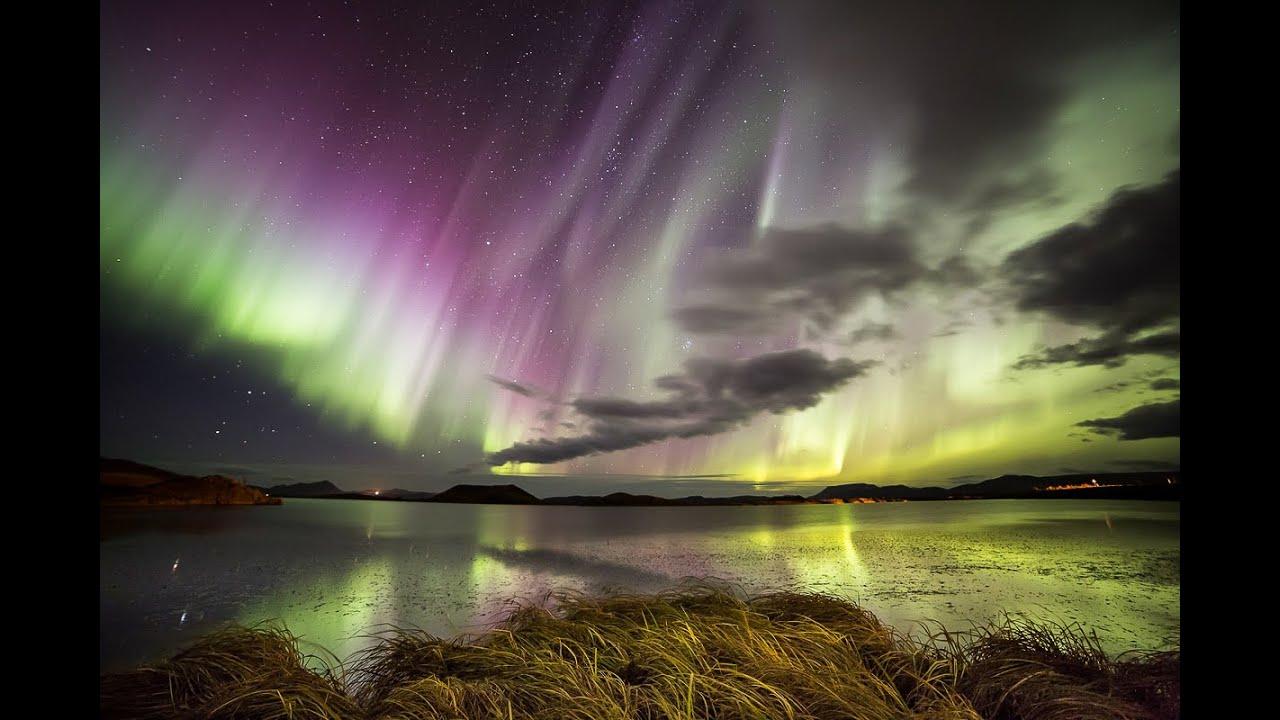 הזוהר הצפוני באיסלנד - Wild Travel