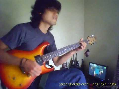 Once Feat Gugun -  Mystified (Guitar Cover)