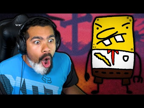 Slendy Spongebob...