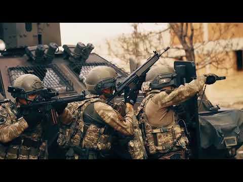 Jandarma Özel Asayiş Komutanlığı | Afrin Özel Klibi | 'Ceza - Suspus' (Rap Eşliğinde) JÖAK