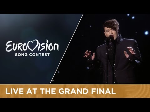 LIVE - Hovi Star - Made Of Stars (Israel) at the Grand Final 2016 Eurovision Song Contest