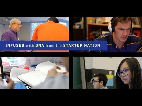 DNA from the Startup Nation, Driving NYC Innovation