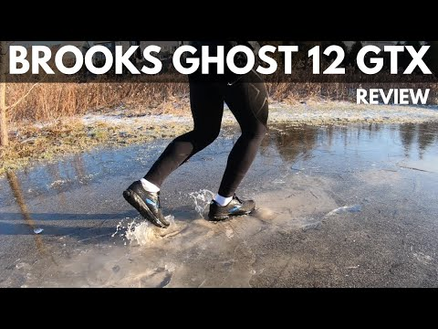 Brooks Ghost 12 GTX - First Impression