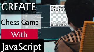 Chess game with Js || Make a chess game using html,css and javascript