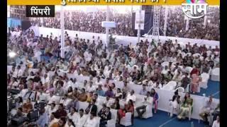 Chetan Bhagat at 89th Sahitya Sammelan at Pimpri Chinchwad